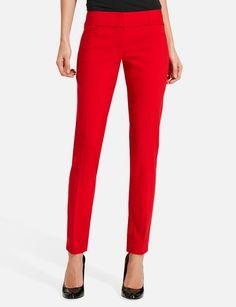 Exact Stretch Handkerchief Pocket Skinny Pants | Women's Pants