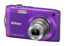 Coolpix Nixon This compact camera from Nikon is the perfect blend of tech and simplicity. It's equipped with a user-friendly touch screen, and shoots HD video, making it a great tool for mom to document special occasions. Image Processing, Nikon Coolpix, Lcd Monitor, Wide Angle, Fujifilm Instax Mini, Hd Video, Digital Camera, Monochrome