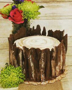 Log Lumberjack Cake