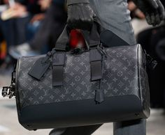 b5fc15e5fa49 Louis Vuitton s new Fall 2016 men s bags include a new black and grey  damier