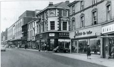 Jackson The Tailors Grange Road Birkenhead 1967 Liverpool City Centre, Liverpool Town, Tourist Board, Where The Heart Is, Nice View, Great Britain, Old Photos, United Kingdom, Past