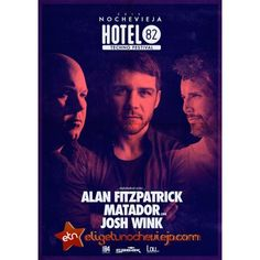 Entrada Hotel82 Nochevieja 2015 Valencia