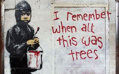 Video: Banksy art sells for less than expected after Detroit mural ...