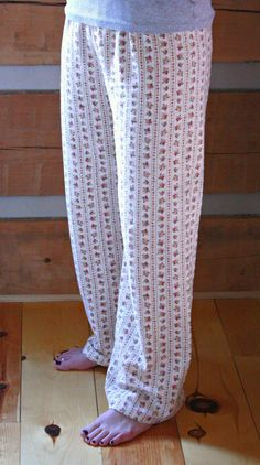 Carolina Country Living: Mission Accomplished: Flannel Pajama Pants