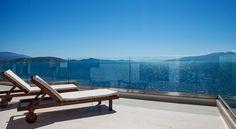 Albania, Sarandë - hotel Andon Lapa Suites