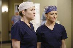 Grey's Anatomy: Arizona enfrenta cirurgia arriscada - http://popseries.com.br/2016/03/17/greys-anatomy-12-temporada-odd-man-out/