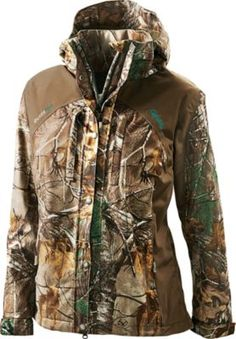 """""""I wore this jacket while hunting in Scotland in late September. I was toasty warm and dry sitting in wet grass and bracken for hours."""""""