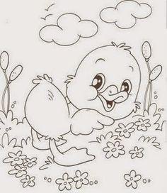 Παιδικά σκίτσα για ριζοβελονιά /Children stem stitch patterns