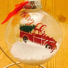 Cricut Christmas Ideas, Christmas Bulbs, Holiday Decor, Home Decor, Decoration Home, Christmas Light Bulbs, Room Decor, Home Interior Design, Home Decoration