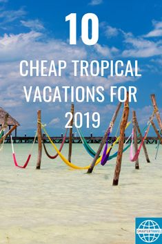 10 Cheap Tropical Vacations for 2019 Sunny getaways are more affordable than ever in warm-weather locales like India, Mexico, and the Caribbean islands. Here are 10 tropical vacations that are a lot cheaper than you think. Cheap Tropical Vacations, Affordable Vacations, Cheap Mexico Vacations, Best Cheap Vacations, Cheap Caribbean Vacations, Cheap Winter Vacations, Cheap Caribbean Islands, Cheap Places To Travel, All Inclusive Vacations