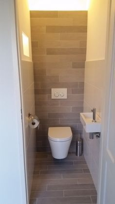 Design Toilet Toilet Closet Small Downstairs Toilet intended for Small Toilet De. Design Toilet Toilet Closet Small Downstairs Toilet intended for Small Toilet De. Toilet Closet, Toilet Room, Bathroom Closet, Basement Layout, Closet Layout, Small Laundry Rooms, Small Closets, New Bathroom Ideas, Bathroom Layout
