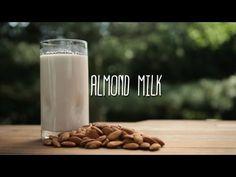 Homemade Almond Milk | FoodEase