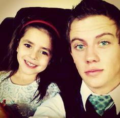 Logan and PrincessTard!