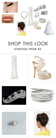 """Untitled #252"" by cheyennec ❤ liked on Polyvore featuring Donna Karan, ALDO and Cartier"