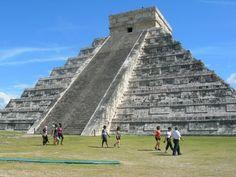 Chichén  Itza, Messico