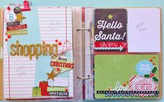 Karen M. Andersen: My December Daily (Part 3) - putting your album together