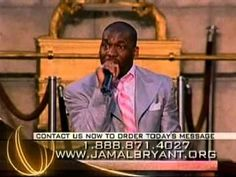 """Pastor Jamal-Harrison Bryant!"""" Take Two Of These And Call Me In The Morn..."""