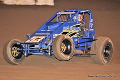 AMSOIL Sprint Car National Championship 2011 Perris Auto Speedway Use the oil that the pro's use in your race engines. The speed...the smell of fuel...the ear-busting sound...Sprint Cars on dirt!. Perris Auto Speedway is located on the Lake Perris Fairgrounds, approximately one hour east of Los Angeles. Like this photo