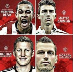 Welcome...we hope u guys are worth the money the club has spent