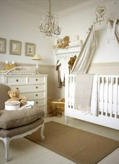 20 Traditional Nurseries