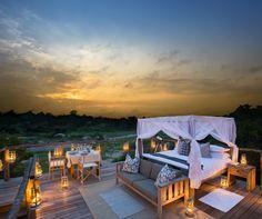 Lion Sands treehouses, Mpumalanga