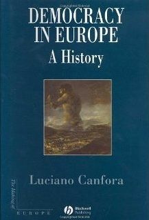 Democracy in Europe : a history