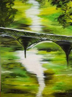 wenn alles trüb erscheint - when all seems cheerless Painting Original Art, Original Paintings, Abstract Expressionism Art, Art Oil, Impressionism, Buy Art, Saatchi Art, Canvas Art, Fine Art