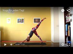 Yoga für jeden Tag! - YouTube