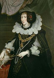Maria Anna of Austria (1610 - 1665). Daughter of Ferdinand II and Maria Anna of Bavaria. She married Maximilian I, Elector of Bavaria, and had two sons.
