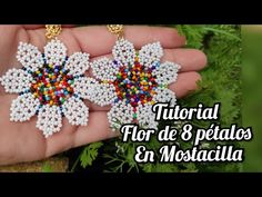 Resin Jewelry, Diy Jewelry, Beaded Jewelry, Handmade Jewelry, Beading Patterns, Crochet Patterns, Brick Stitch Earrings, Crochet Skirts, Earring Tutorial