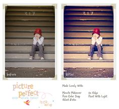Photoshop Actions | Picture Perfect Workflow All In One Mega Set | Photoshop Actions for Photographers by Paint the Moon