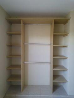 New linen closet organization built ins 40 Ideas Bedroom Closet Design, Master Bedroom Closet, Bedroom Wardrobe, Closet Designs, Linen Closet Organization, Closet Storage, Diy Organisation, Closet Layout, Simple Closet