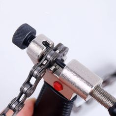 TYPE Chain Breaker Bicycle Tools, How To Remove, Type, Chain, Chain Drive