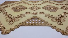 Hardanger embroidery 7
