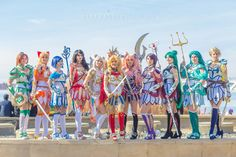 NoFlutter Warrior Princess Group Katsucon 2017 by MEW21