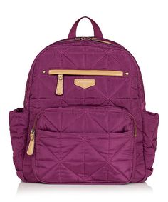 Look what I found on #zulily! Plum Companion Diaper Backpack #zulilyfinds