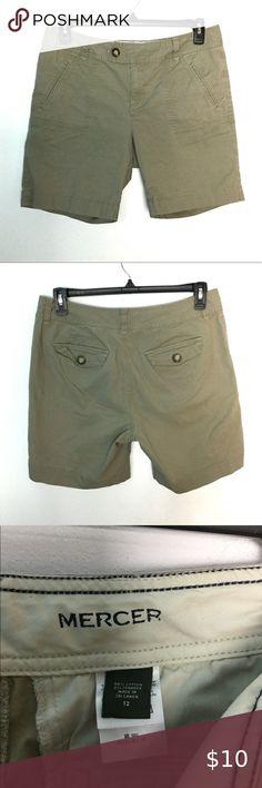 "size 16 Gap women Shorts LIGHT YELLOW white piping detail NWT 3.25/"" inseam"