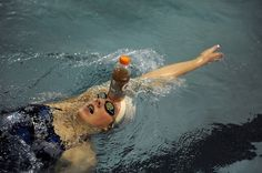 """Missy Franklin"" i love doing this in practice"