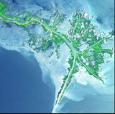 The Most Amazing 'Satellite Pictures of Earth' ever Taken .. Must ... www.fulldhamaal.com447 × 445Search by image Mississippi River Delta - Turbid waters spill out into the Gulf of Mexico where their suspended sediment is deposited to form the Mississippi River Delta.