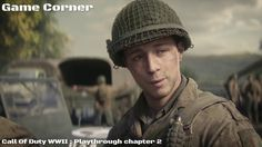 Call Of Duty WWII : Playthrough chapter 2 Hey everyone welcome back @ game corner today we start with Call of Duty WW2 Walkthrough Gameplay includes : Liberation of the COD World War 2 Single Player Campaign for COD WWII on PS4 Pro Xbox One X and PC. This Call of Duty WW2 Gameplay Walkthrough will include Story Missions Mementos Heroic Actions Zombies  Zombies Gameplay Weapons DLC all Single Player Campaign Missions and the Ending. Thanks Activision for Call of Duty WW2! Call of Duty: WWII…