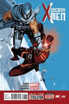 Uncanny X-Men #8 (Issue)