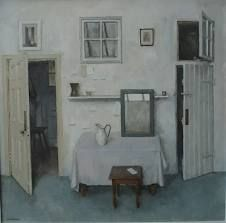 charles hardaker This is showing to diffrent doors and a smaller floting door. This looks like a oil panting