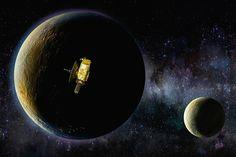 はじめての冥王星   ナショナルジオグラフィック日本版サイト