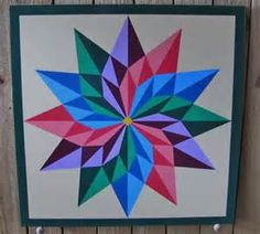 Custom Made Pinwheel Barn Quilt 24 X 24 Inch by Remillard Signs ...
