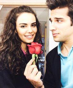 FikBel / Fiko Fikret Sibel / Özgü Kaya Baran Bölükbaşı / ÖzBar / Adı Efsane 🏀🌹 Best Couple, Over Ear Headphones, Mood, Film, Couple Photos, Couples, Celebrities, Movie, Couple Shots
