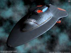 uss delphin, aliens, scifi, star trek, starship