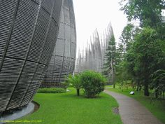 Renzo Piano- Mean Marie Tjibaou Cultural Center