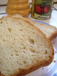 Honey bread, gluten free recipe