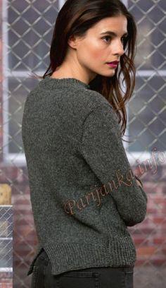 Пуловер (ж) 10*214 FAM №4517