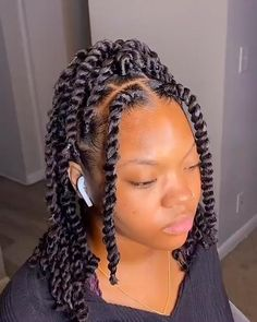 Box Braids Hairstyles For Black Women, Braids Hairstyles Pictures, Protective Hairstyles For Natural Hair, Natural Hair Braids, Twist Braid Hairstyles, Girls Natural Hairstyles, African Braids Hairstyles, Braids For Black Hair, Hair Pictures